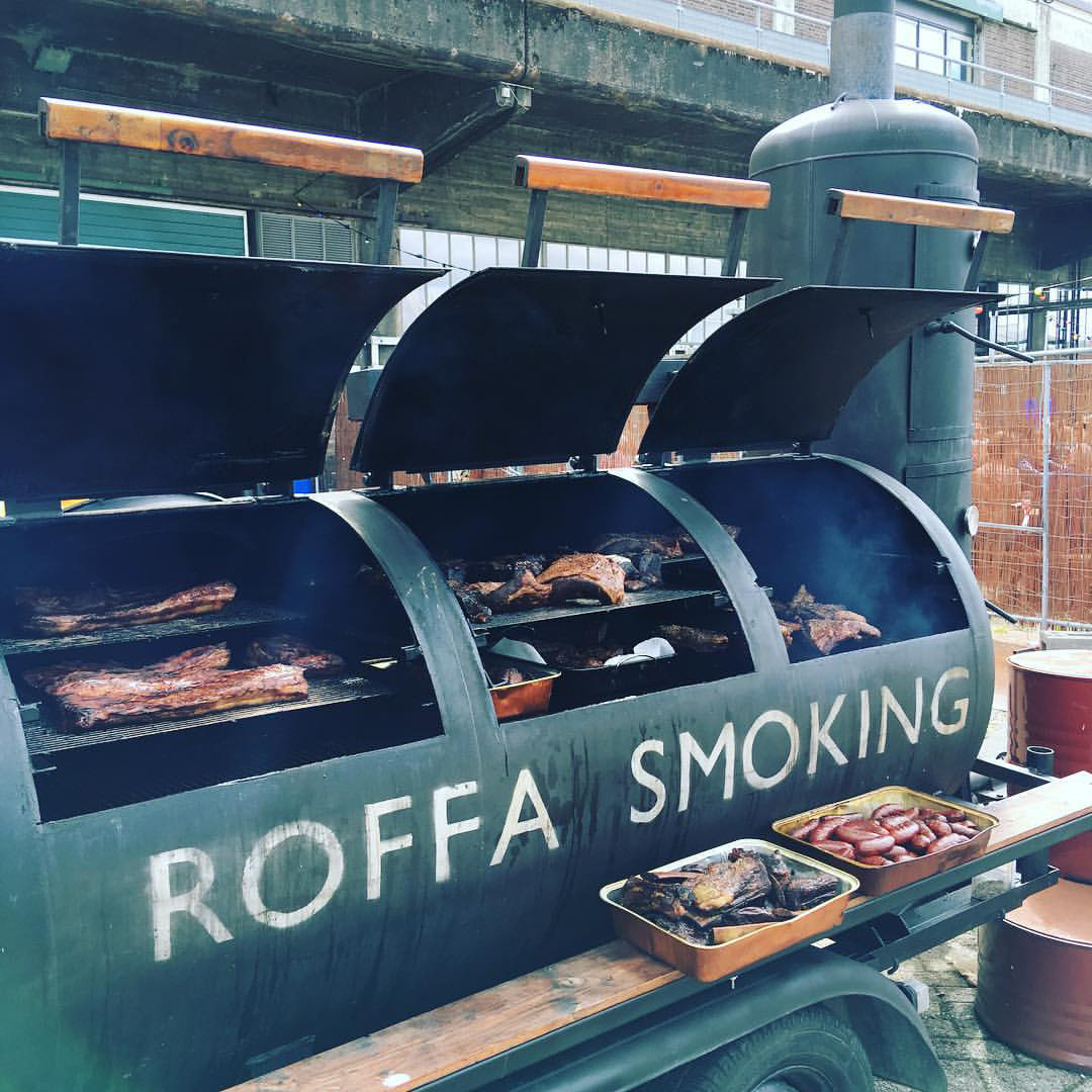 Barbecue Restaurant Rotterdam.Roffa Catering At Business Events Of Private Parties